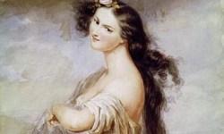 Juliette Drouet, circa 1850