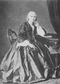 Juliette Drouet in Jersey