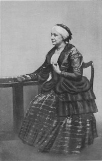 Photograph of Juliette dated 1877