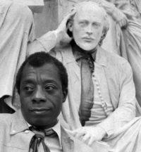 James Baldwin, by Allan Warren