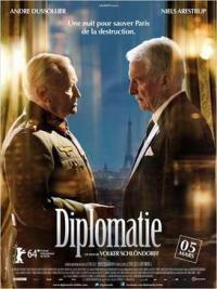 Franco-German film Diplomacy
