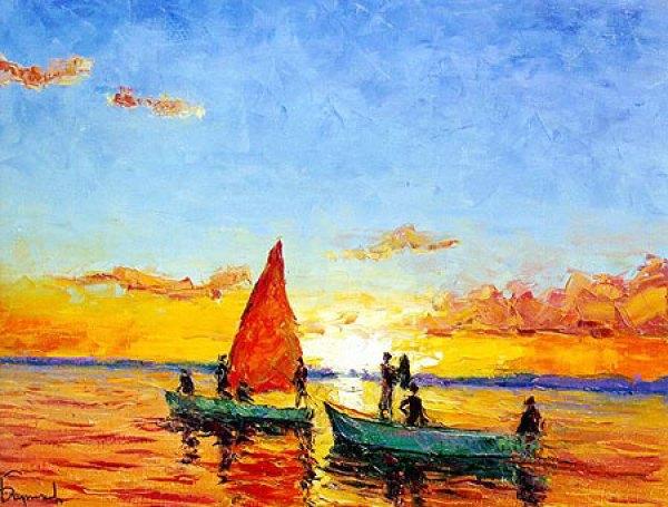 Sail.Sunset.Mauritius