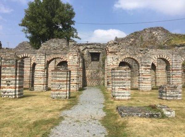 Bavay Ancient Forum