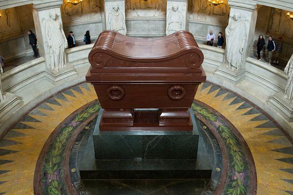 Tomb of Napoléon Bonaparte