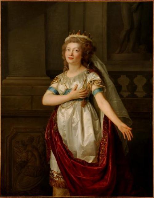 Madame de Huberty