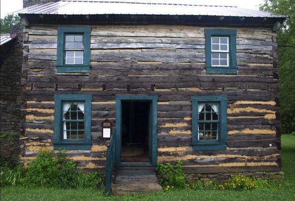 Hawkins House, Caesar Creek State Park