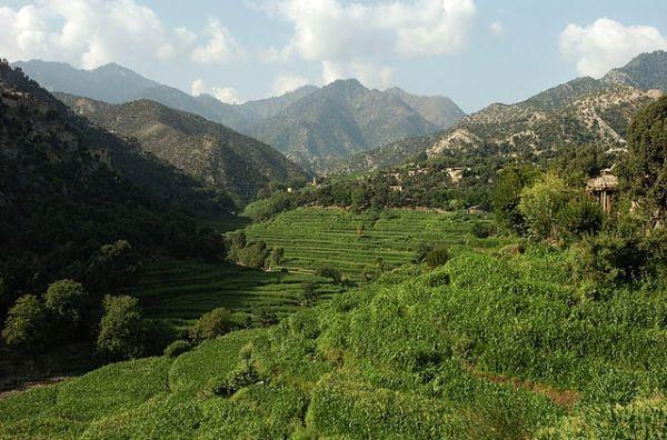 The Korengal Valley 2009