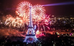 July 14 Fireworks