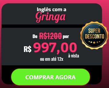 Faça Inglês com a Gringa