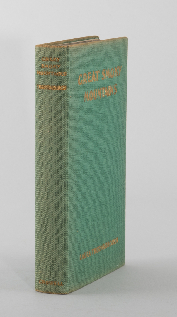Lot 192 FDRs Copy Of The Great Smoky Mountains
