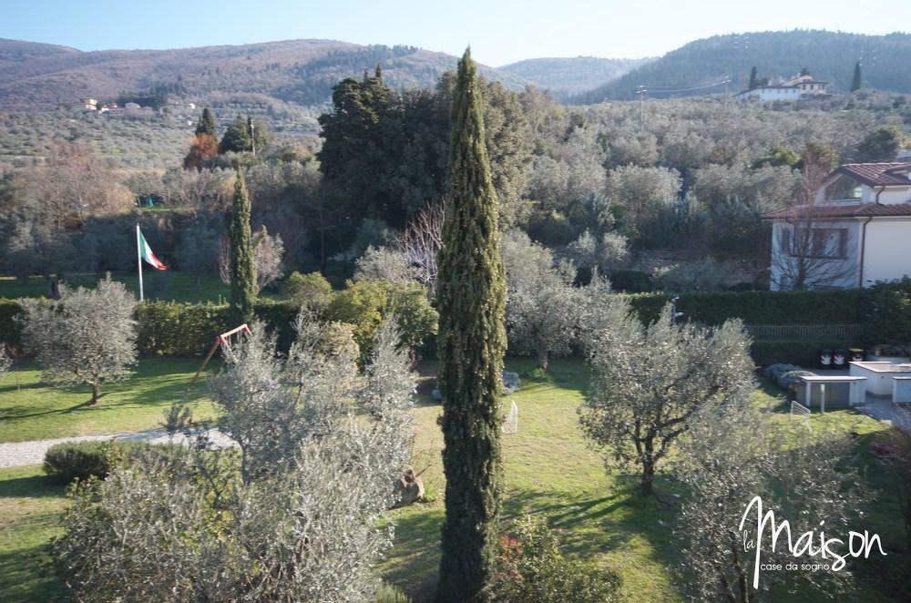 appartamento con mansarda la castellina prato agenzia immobiliare case vendita la maison case da sogno prato14