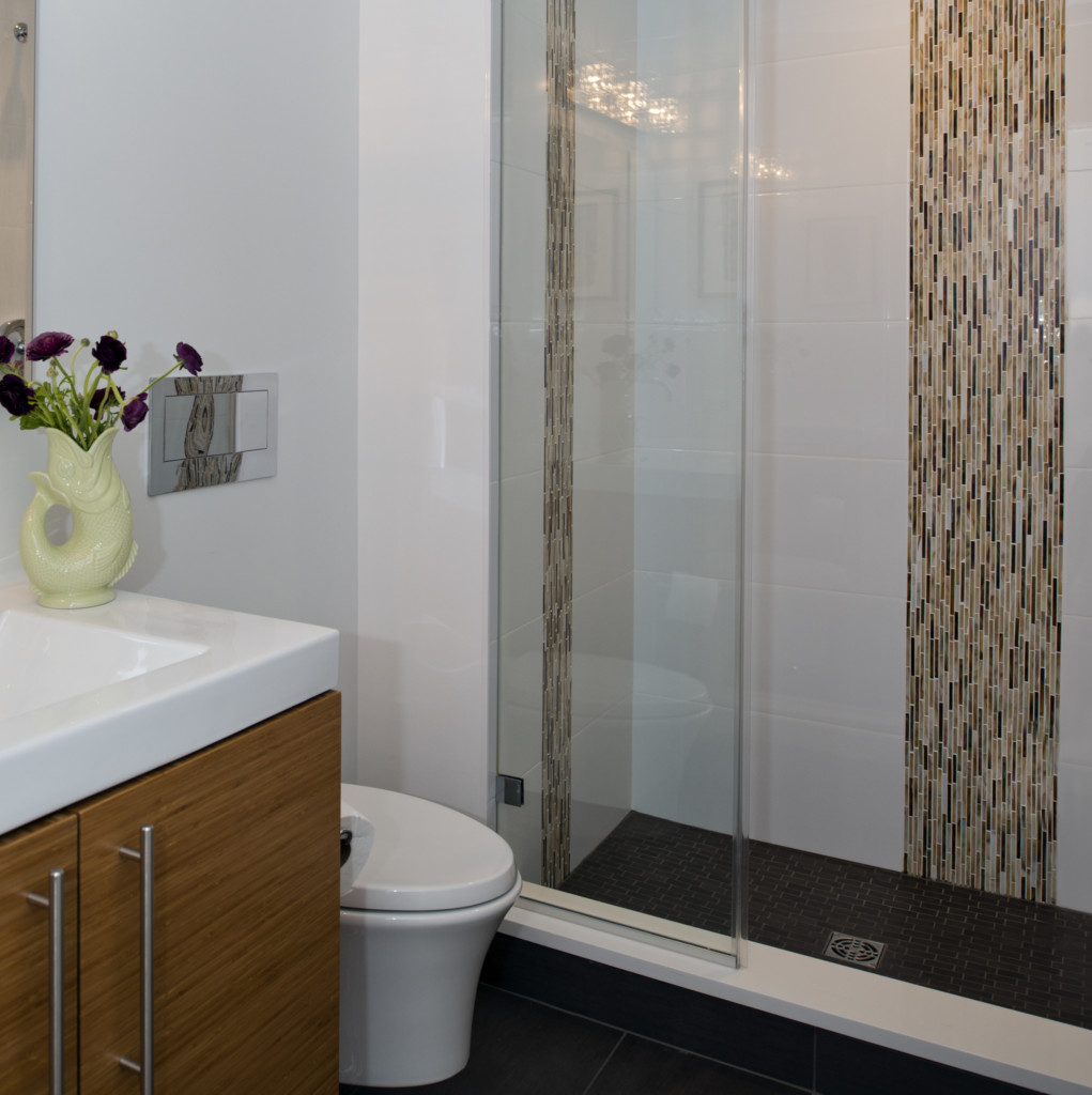 After photo of bathroom