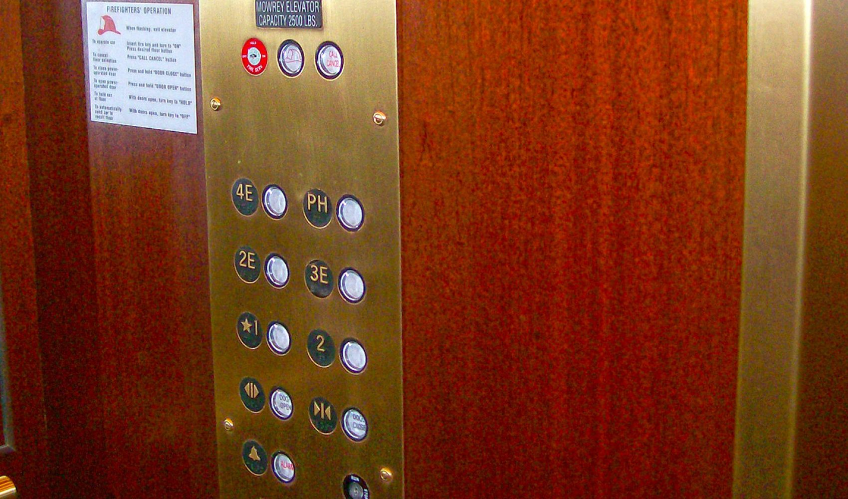 Bronze Elevator Refinishing and Resurfacing - Casellas Refinishing