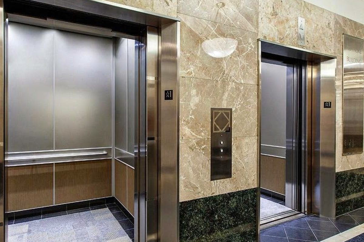 Elevator Refinishing and Restoration