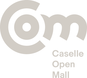 Caselle Open Mall Logo