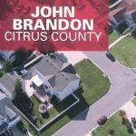 Citrus county – John Brandon