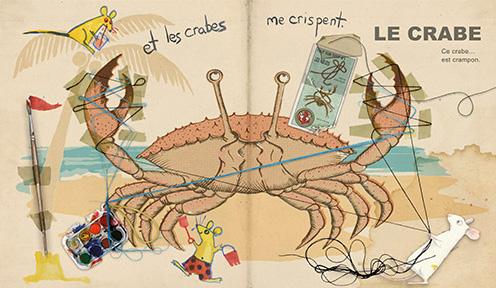 gravett crabe