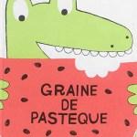 Graine de pastèque