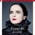 Frappe-toi le coeur – de Amélie Nothomb (Albin Michel)