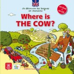 Where is the cow ?