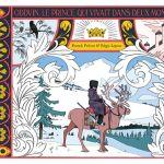 Oddvin, le prince qui vivait entre deux mondes – Franck Prévot et Régis Lejonc (HongFei)