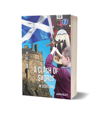 A Clash of Swords in Scotland - Case of Adventure .com