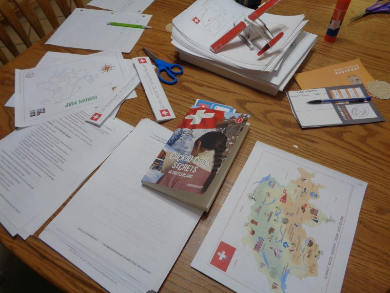 CASE OF ADVENTURE - Countries for Kids - How it all works