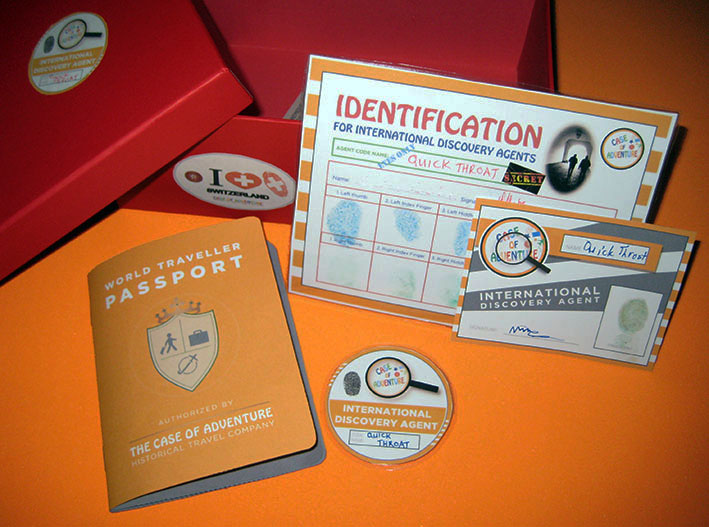 photo relating to Printable Passport for Kids called No cost Pport for Entertaining Push Engage in -