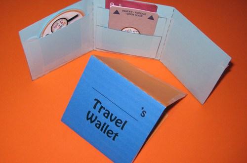 Travel Wallet - Case of Adventure