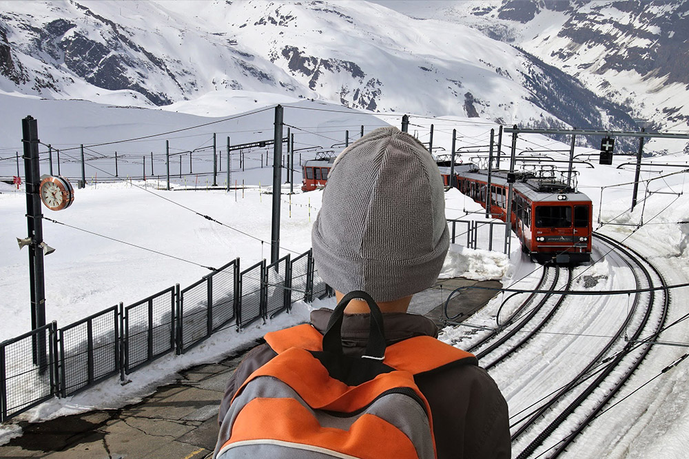 Destination Switzerland - Case of Adventure