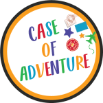 Case of Adventure : Country-Themed Activity Books