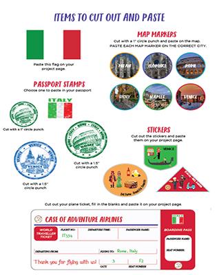 Italy Adventure - Case of Adventure .com