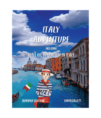 Italy Adventure Digital Product from Case of Adventure .com