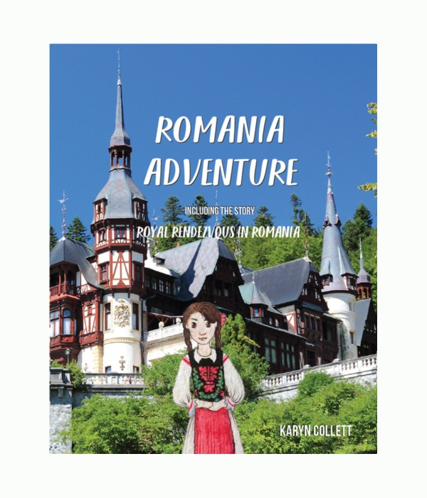 Romania Adventure Digital Product from Case of Adventure .com
