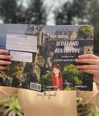 Scotland Adventure from Case of Adventure