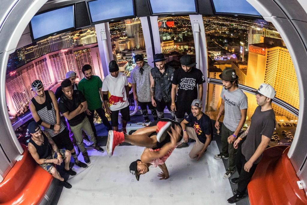 Bboy Pelezinho, Bboy Ronnie, Bboy Roxrite, Bboy Ronnie, Superc Cr3w – Lifestyle