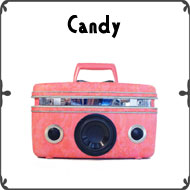 Candy-border