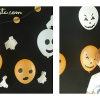 Come decorare casa per Halloween in 10 minuti * How to decorate the house for Halloween in 10 minutes