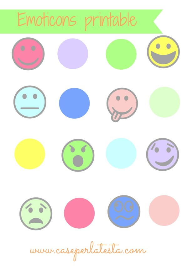 Emoticons_printable_free