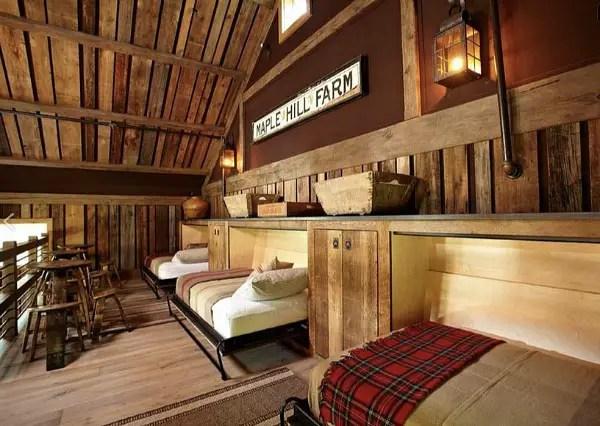 Amenajarea unei cabane in pasi simpli