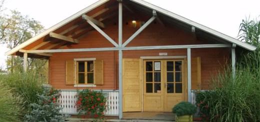 Idei de case mici din lemn