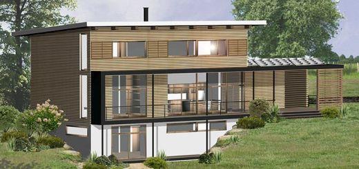 case pasive din Germania pentru economie