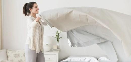 Sapte motive sa iti faci patul in fiecare dimineata si zi