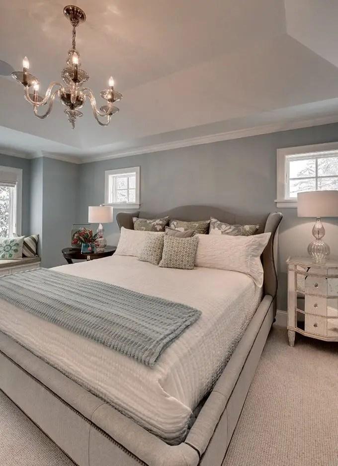 Dormitoare amenajate cu gust si linistitor