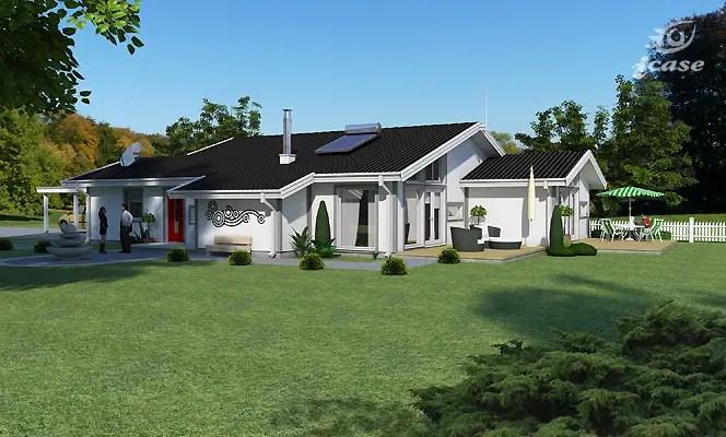 proiecte de case duplex spatiu pentru intreaga familie. Black Bedroom Furniture Sets. Home Design Ideas