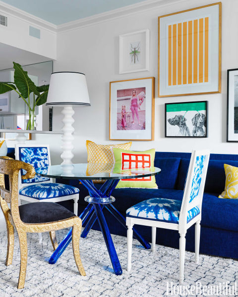 Design interior - combinatiile de culori ale anului 2015 la moda