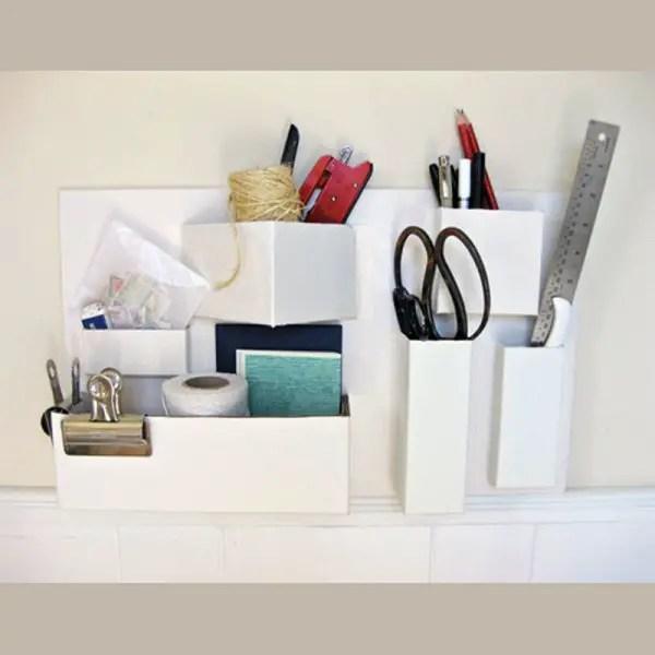 ce poti face cu o cutie de carton DIY projects with a cardboard box 12