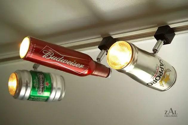 Ce poti face din doze de bere acasa