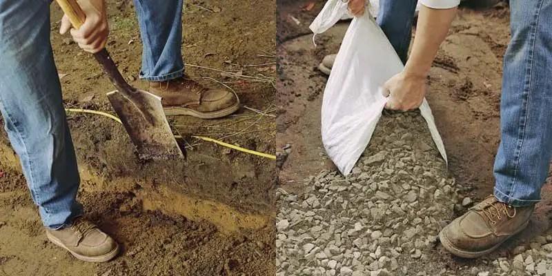 Construirea unei alei din caramida o gradina desavarsita - How to build an alley out of reused bricks ...