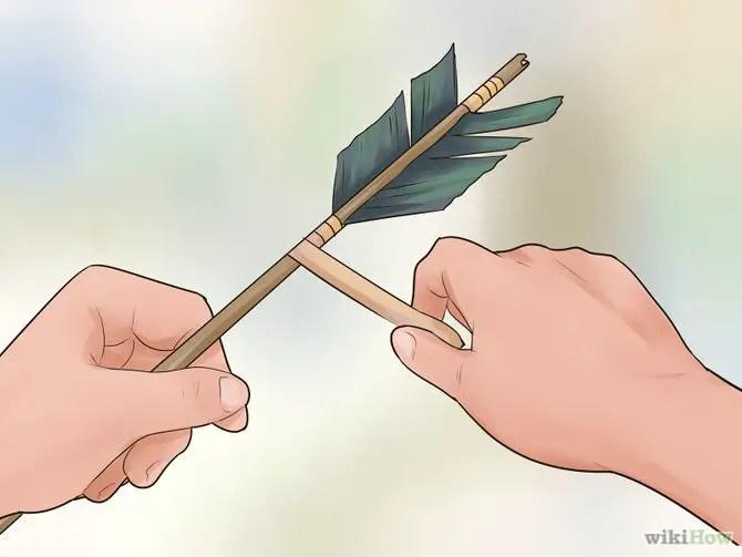 Cum faci un arc cu sageti acasa